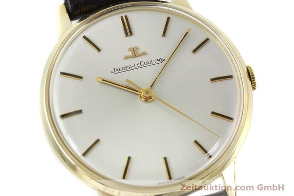 Used luxury watch Jaeger Le Coultre * 18 ct gold manual winding Kal. 885 Ref. 20007 VINTAGE  | 150890 02