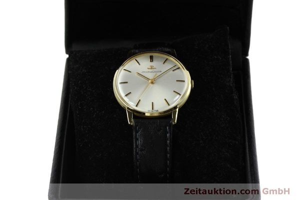 Used luxury watch Jaeger Le Coultre * 18 ct gold manual winding Kal. 885 Ref. 20007 VINTAGE  | 150890 07