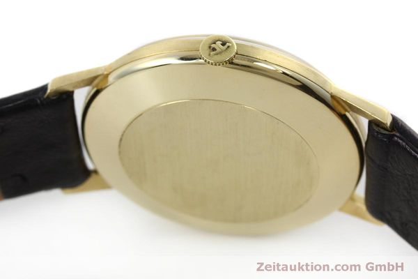Used luxury watch Jaeger Le Coultre * 18 ct gold manual winding Kal. 885 Ref. 20007 VINTAGE  | 150890 11