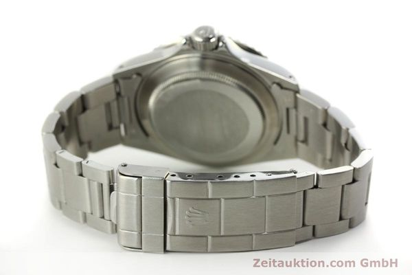 Used luxury watch Rolex Submariner steel automatic Kal. 3135 Ref. 16610  | 150896 12