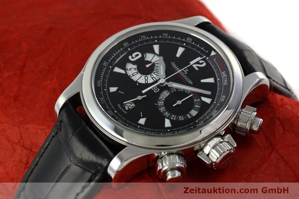 Used luxury watch Jaeger Le Coultre Master Compressor chronograph steel automatic Kal. 751 Ref. 146.8.25  | 150898 01