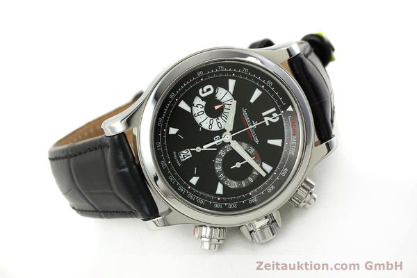 Used luxury watch Jaeger Le Coultre Master Compressor chronograph steel automatic Kal. 751 Ref. 146.8.25  | 150898 03