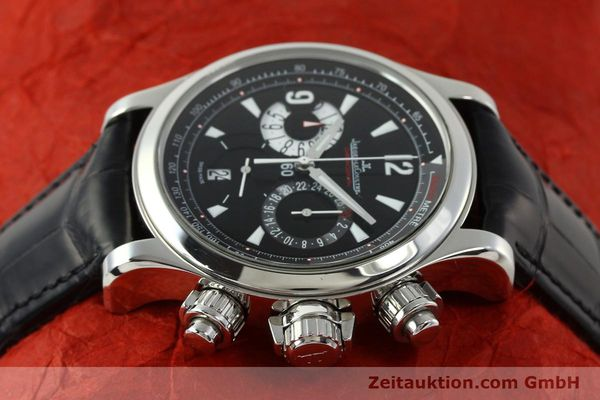 Used luxury watch Jaeger Le Coultre Master Compressor chronograph steel automatic Kal. 751 Ref. 146.8.25  | 150898 05