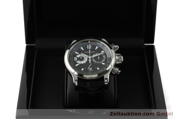 Used luxury watch Jaeger Le Coultre Master Compressor chronograph steel automatic Kal. 751 Ref. 146.8.25  | 150898 07