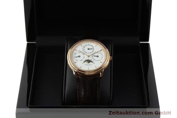Used luxury watch Audemars Piguet Ewiger Kalender 18 ct gold automatic Kal. 2120/2 Ref. 61218  | 150899 07