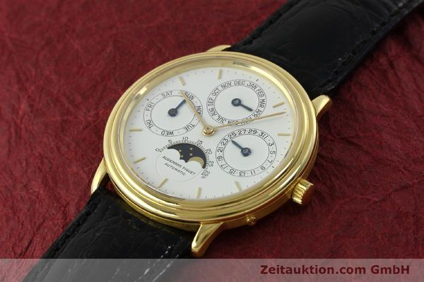 Used luxury watch Audemars Piguet Ewiger Kalender 18 ct gold automatic Kal. 2120/2 Ref. 21460  | 150900 01