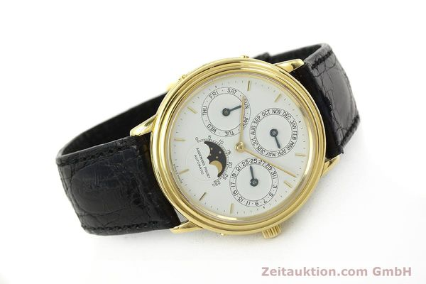 Used luxury watch Audemars Piguet Ewiger Kalender 18 ct gold automatic Kal. 2120/2 Ref. 21460  | 150900 03