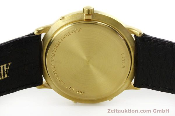 Used luxury watch Audemars Piguet Ewiger Kalender 18 ct gold automatic Kal. 2120/2 Ref. 21460  | 150900 09