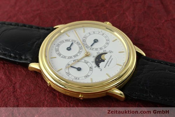 Used luxury watch Audemars Piguet Ewiger Kalender 18 ct gold automatic Kal. 2120/2 Ref. 21460  | 150900 17
