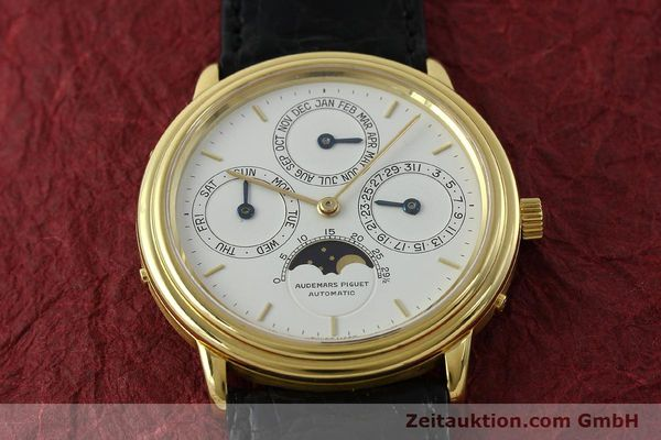 Used luxury watch Audemars Piguet Ewiger Kalender 18 ct gold automatic Kal. 2120/2 Ref. 21460  | 150900 18