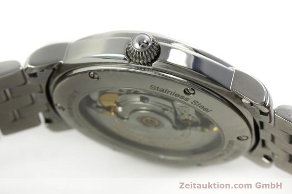 Used luxury watch Maurice Lacroix Masterpiece steel automatic Kal. ETA 2836-2 Ref. AF32200  | 150906 08