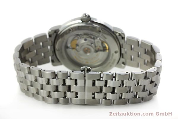 Used luxury watch Maurice Lacroix Masterpiece steel automatic Kal. ETA 2836-2 Ref. AF32200  | 150906 10