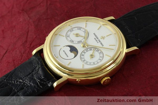 montre de luxe d occasion Vacheron & Constantin * or 18 ct automatique Kal. 1126  | 150907 01