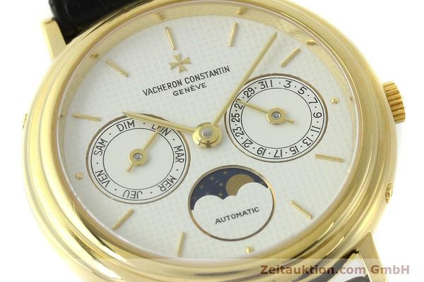 montre de luxe d occasion Vacheron & Constantin * or 18 ct automatique Kal. 1126  | 150907 02
