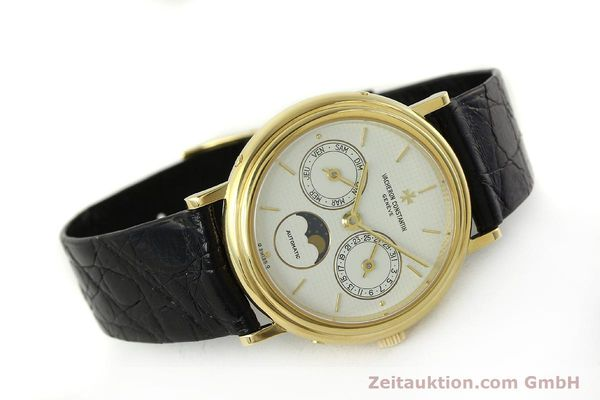 montre de luxe d occasion Vacheron & Constantin * or 18 ct automatique Kal. 1126  | 150907 03