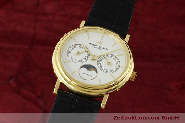montre de luxe d occasion Vacheron & Constantin * or 18 ct automatique Kal. 1126  | 150907 04
