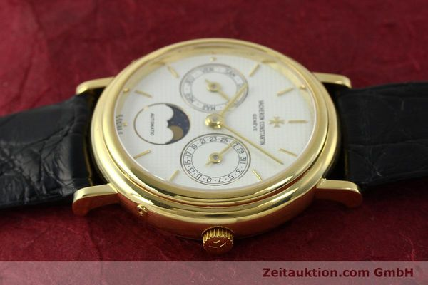 montre de luxe d occasion Vacheron & Constantin * or 18 ct automatique Kal. 1126  | 150907 05