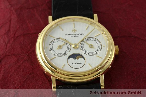 montre de luxe d occasion Vacheron & Constantin * or 18 ct automatique Kal. 1126  | 150907 18