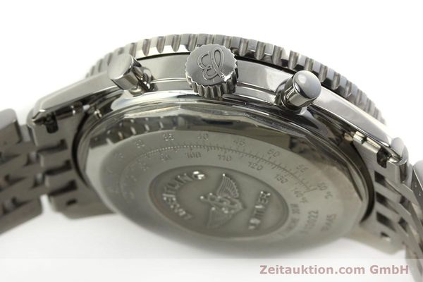 Used luxury watch Breitling Navitimer chronograph steel automatic Kal. B13 ETA 7750 Ref. A13022  | 150909 08