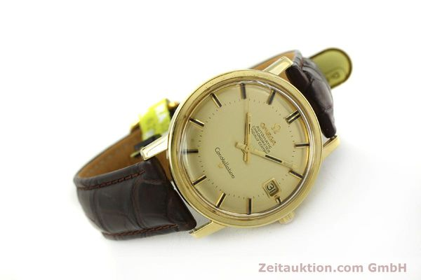 Used luxury watch Omega Constellation 18 ct gold automatic Kal. 564 Ref. 168.010/11  | 150914 03