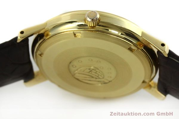 Used luxury watch Omega Constellation 18 ct gold automatic Kal. 564 Ref. 168.010/11  | 150914 11