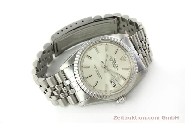 Used luxury watch Rolex Datejust steel automatic Kal. 1570 Ref. 1603  | 150916 03