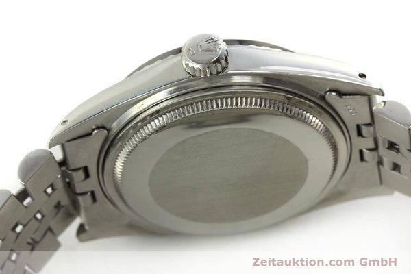 Used luxury watch Rolex Datejust steel automatic Kal. 1570 Ref. 1603  | 150916 11