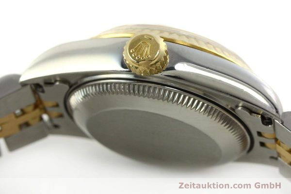 Used luxury watch Rolex Lady Datejust steel / gold automatic Kal. 2135 Ref. 6917  | 150917 11