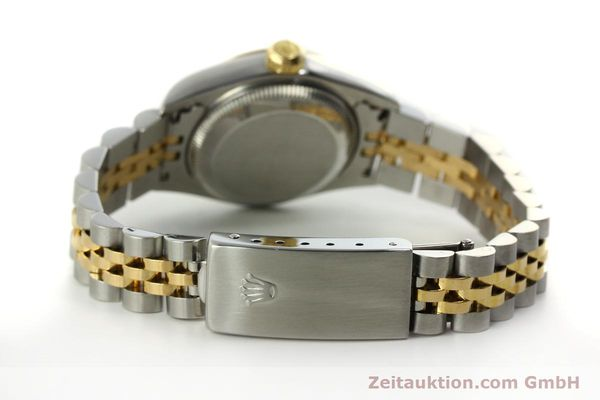 Used luxury watch Rolex Lady Datejust steel / gold automatic Kal. 2135 Ref. 6917  | 150917 12