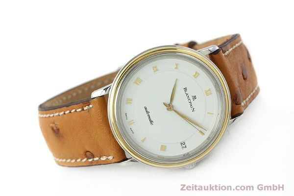 Used luxury watch Blancpain Villeret steel / gold automatic Kal. 9513  | 150924 03