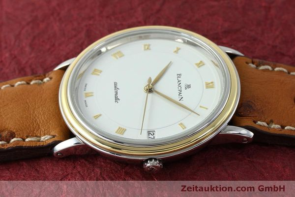 Used luxury watch Blancpain Villeret steel / gold automatic Kal. 9513  | 150924 05
