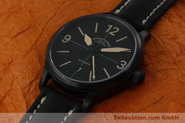 Used luxury watch Mühle Terranaut III steel automatic Kal. Sellita SW200-1 Ref. M1-40-20 LIMITED EDITION | 150925 01