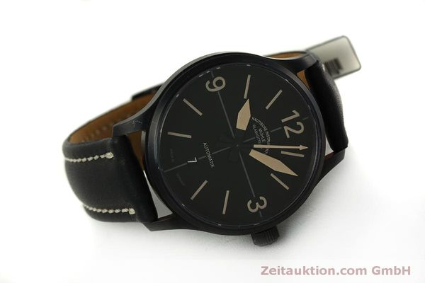 Used luxury watch Mühle Terranaut III steel automatic Kal. Sellita SW200-1 Ref. M1-40-20 LIMITED EDITION | 150925 03