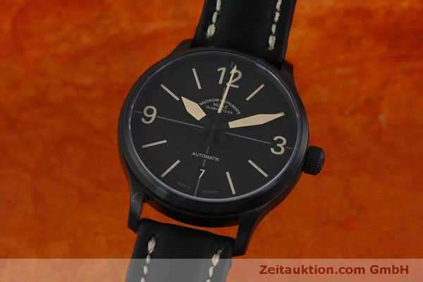 Used luxury watch Mühle Terranaut III steel automatic Kal. Sellita SW200-1 Ref. M1-40-20 LIMITED EDITION | 150925 04