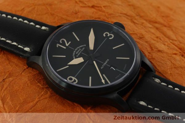 Used luxury watch Mühle Terranaut III steel automatic Kal. Sellita SW200-1 Ref. M1-40-20 LIMITED EDITION | 150925 15