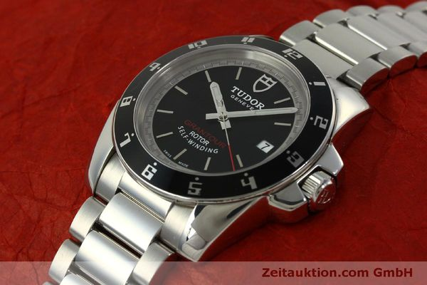 Used luxury watch Tudor Grantour steel automatic Kal. ETA 2824-2 Ref. 20050N  | 150942 01