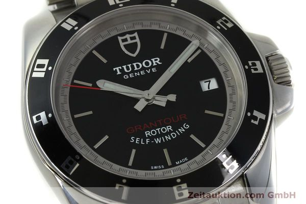 Used luxury watch Tudor Grantour steel automatic Kal. ETA 2824-2 Ref. 20050N  | 150942 02