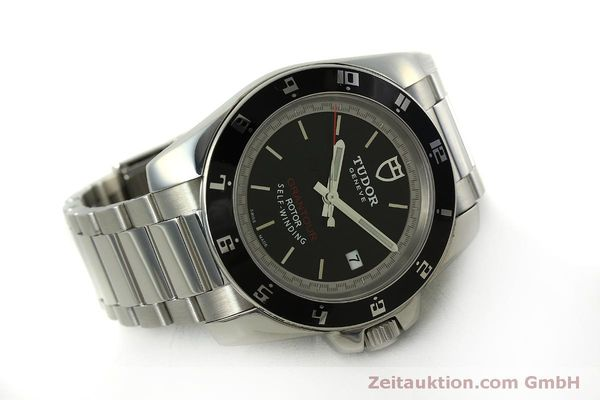 Used luxury watch Tudor Grantour steel automatic Kal. ETA 2824-2 Ref. 20050N  | 150942 03