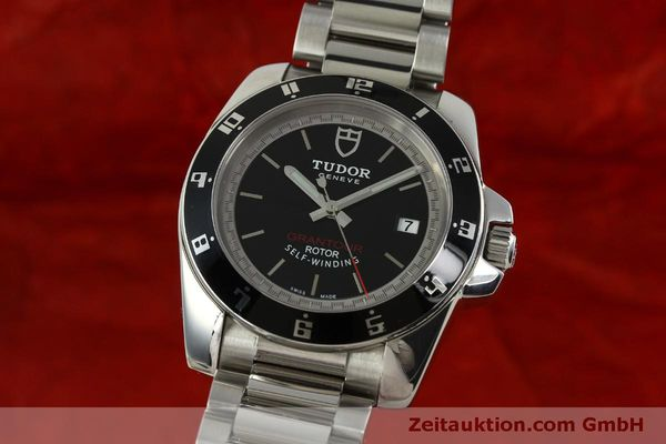 Used luxury watch Tudor Grantour steel automatic Kal. ETA 2824-2 Ref. 20050N  | 150942 04