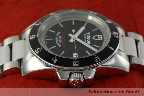 Used luxury watch Tudor Grantour steel automatic Kal. ETA 2824-2 Ref. 20050N  | 150942 05