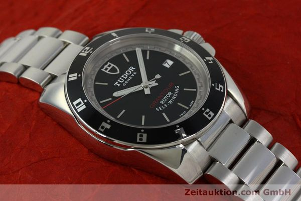 Used luxury watch Tudor Grantour steel automatic Kal. ETA 2824-2 Ref. 20050N  | 150942 16