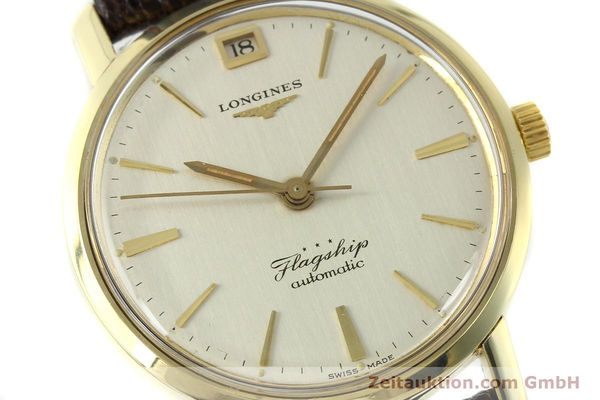 Used luxury watch Longines Flagship gold-plated automatic Kal. 341 VINTAGE  | 150943 02
