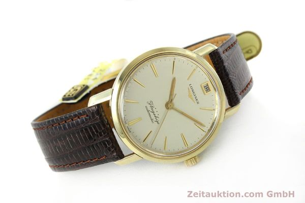 Used luxury watch Longines Flagship gold-plated automatic Kal. 341 VINTAGE  | 150943 03