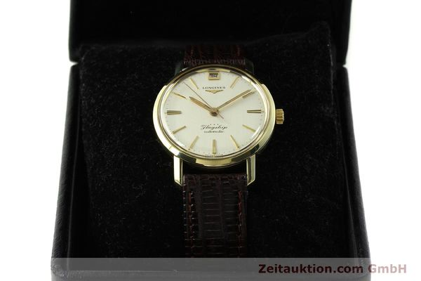 Used luxury watch Longines Flagship gold-plated automatic Kal. 341 VINTAGE  | 150943 07