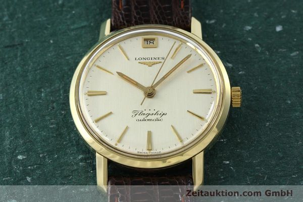 Used luxury watch Longines Flagship gold-plated automatic Kal. 341 VINTAGE  | 150943 14
