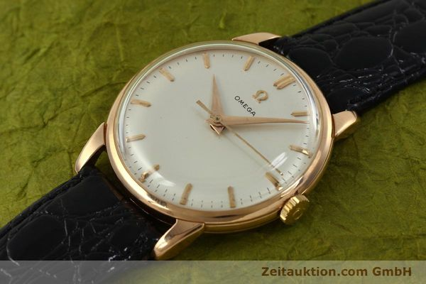 Used luxury watch Omega * 18 ct gold manual winding Kal. 284  | 150952 01