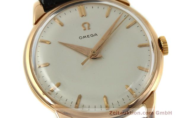 Used luxury watch Omega * 18 ct gold manual winding Kal. 284  | 150952 02