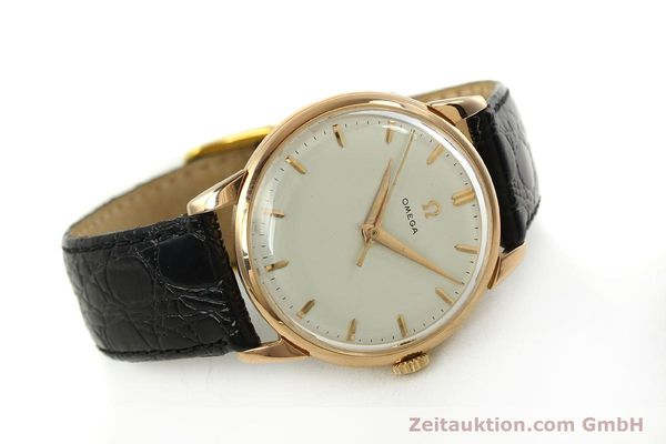 Used luxury watch Omega * 18 ct gold manual winding Kal. 284  | 150952 03