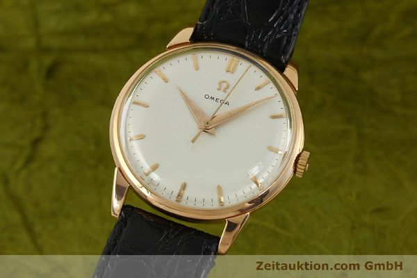 Used luxury watch Omega * 18 ct gold manual winding Kal. 284  | 150952 04