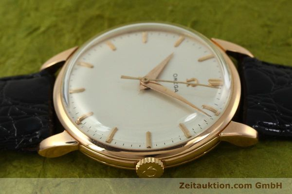 Used luxury watch Omega * 18 ct gold manual winding Kal. 284  | 150952 05